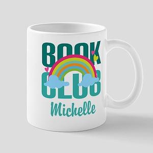 Personalized Book Club Gift Mugs