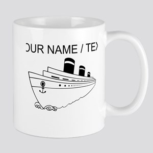 Custom Cruise Ship Mugs