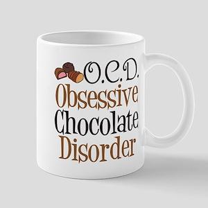 Cute Chocolate 11 oz Ceramic Mug