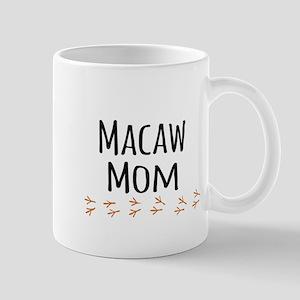 Macaw Mom Mugs
