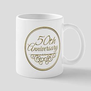 50th Anniversary Mugs