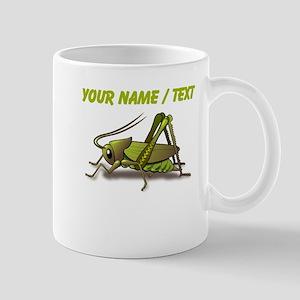 Custom Green Cricket Mugs