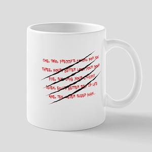 One, Two...Freddys... Mugs