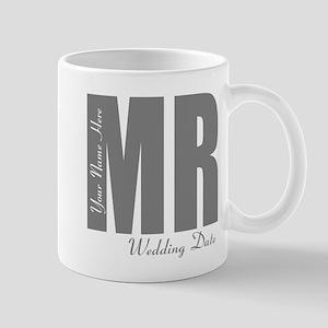Wedding Groo Mugs