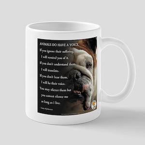 VOICE OF ANIMALS Mugs