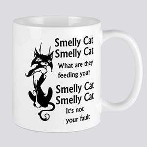 Smelly Cat Song Lyrics Mug