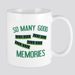 So Many Good Memories Mug