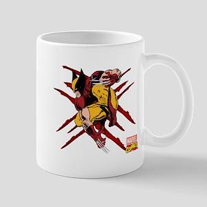 Wolverine Scratches Mug