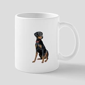 Doberman (nat1) Mug