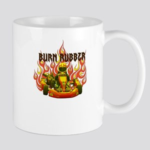 Burn Rubber Mugs