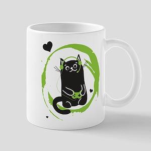 Gamer Cat Mugs