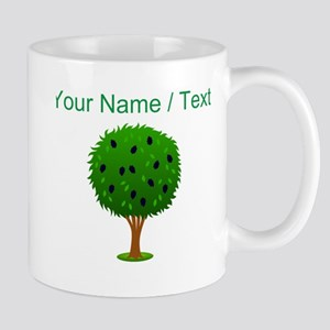Custom Mulberry Bush Mugs