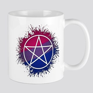 Bisexual Pride Pentacle Mug