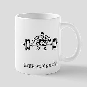 Custom Dead Lift Mugs