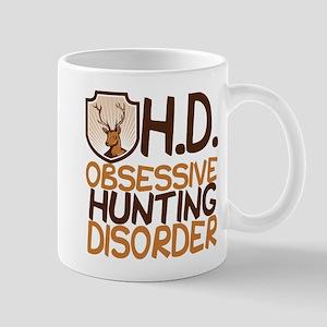 Funny Hunting 11 oz Ceramic Mug
