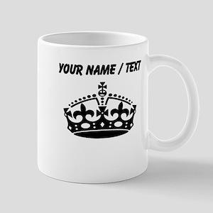 Custom Crown Mugs