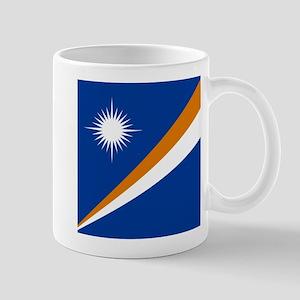 Flag of the Marshall Islands Mugs