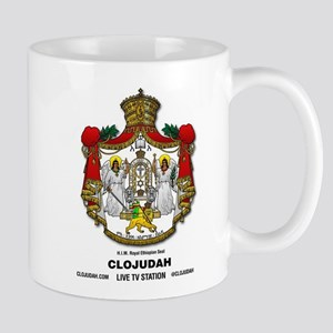 CLOJudah H.I.M. Royal Seal Mugs