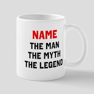 Many Myth Legend Mug