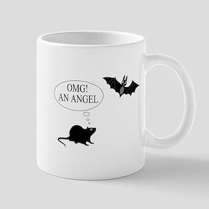 Omg An angel Mugs
