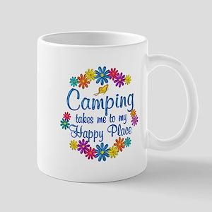 Camping Happy Place Mug