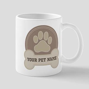 Personalized Dog Lover Mugs