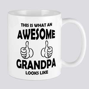 Awesome Grandpa Looks Like Mugs