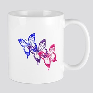 Bisexual Butterfly Mugs