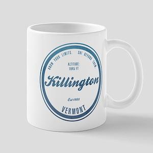Killington Ski Resort Vermont Mugs
