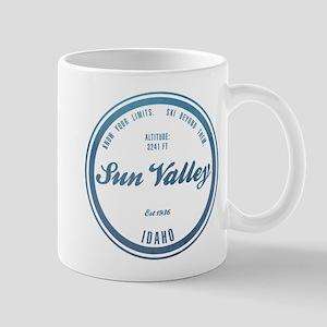 Sun Valley Ski Resort Idaho Mugs