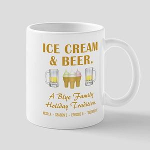 ICE CREAM & BEER Mug