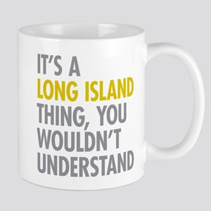 Long Island NY Thing Mug