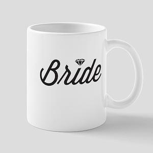 Diamond Bride Mugs