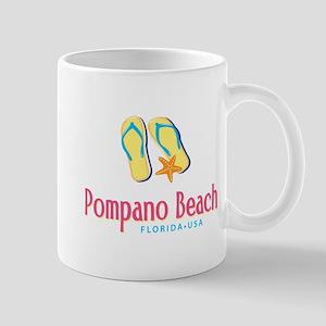 Pompano Beach - Mug