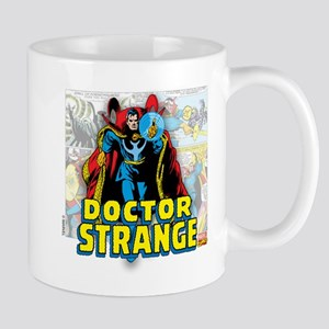 Doctor Strange Panels Mug
