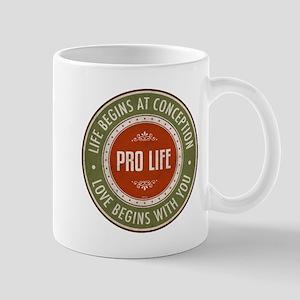 Pro Life Mugs