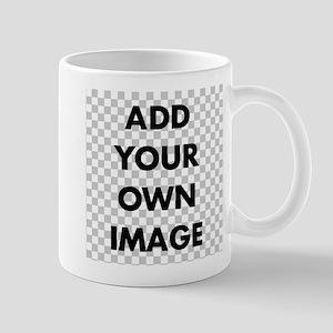 Custom add image Mug