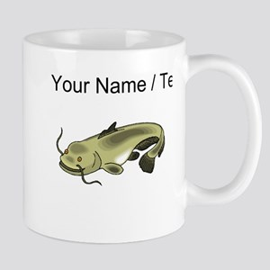 Custom Catfish Mugs