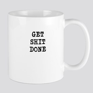 getshitdone Mugs