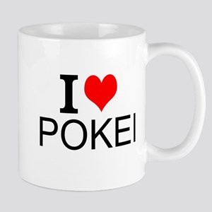 I Love Poker Mugs