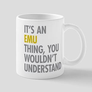 Its An Emu Thing Mug