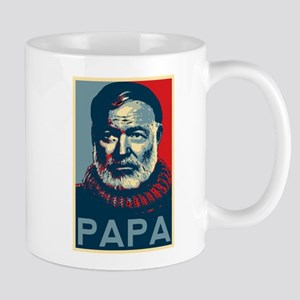 Papa Hemingway Mugs