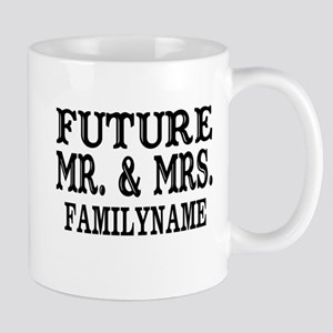 Future Mr. and Mrs. Personalized Mug