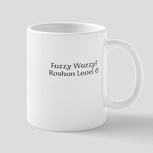 Fuzzy Wuzzy was a Roshan Hunter Mugs