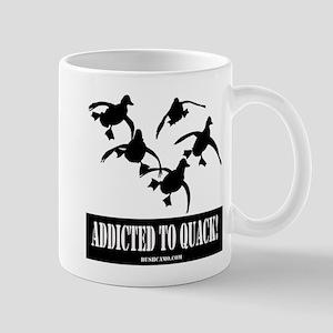 Addicted To Quack Mugs