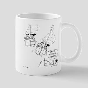Sailing Cartoon 7510: Mug