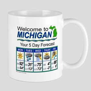 MIweather Mugs
