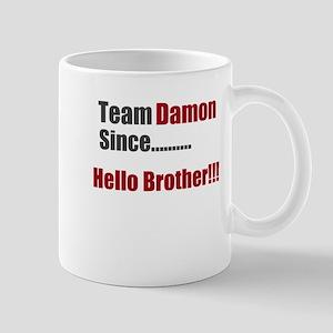 Team Damon Mugs
