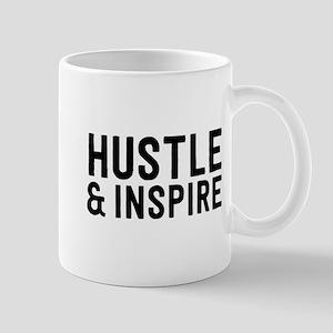 Hustle & Inspire Mugs