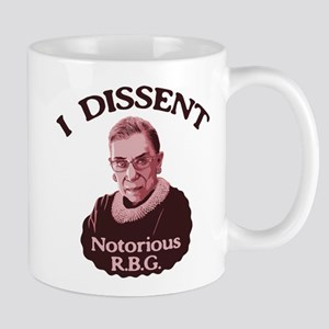 Notorious RBG -p Stainless Steel Travel Mugs